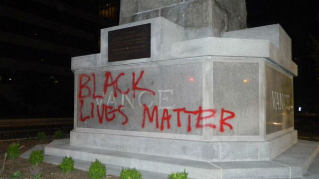 Wave Of Anti Confederate Vandalism And Protests Hits South