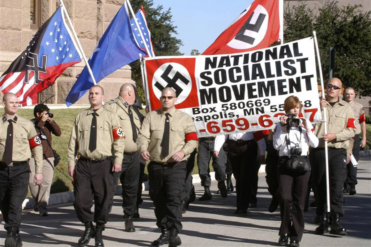 National Socialist Movement | www.galleryhip.com - The ...