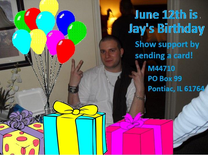 Jay birthday 1
