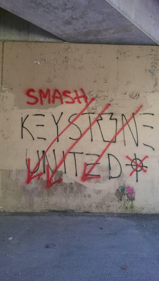 Philadelphia: Smash Keystone United Graffiti