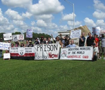 Rally at Coleman Prison in Support of Prisoner Strike Amidst Riots and Lockdowns across Florida