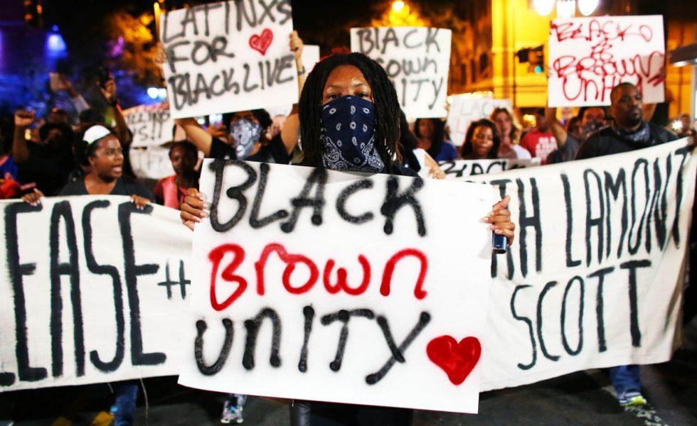 ABD Ana Akım Medyası Charlotte İsyanına Karşı, Direnmek Suç Değildir