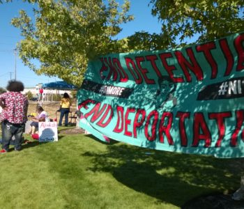 Tacoma: Attica Day Action at ICE GEO NW Detention Center