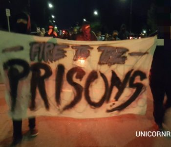 Noise Demo in Minneapolis in Solidarity With Nationwide Prison Strike