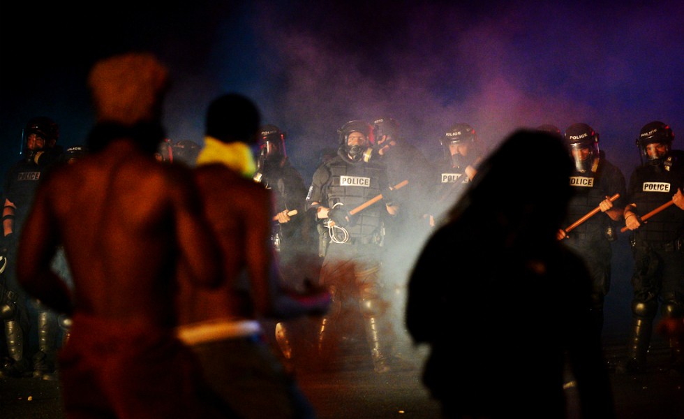 Reportback from the Charlotte Uprising