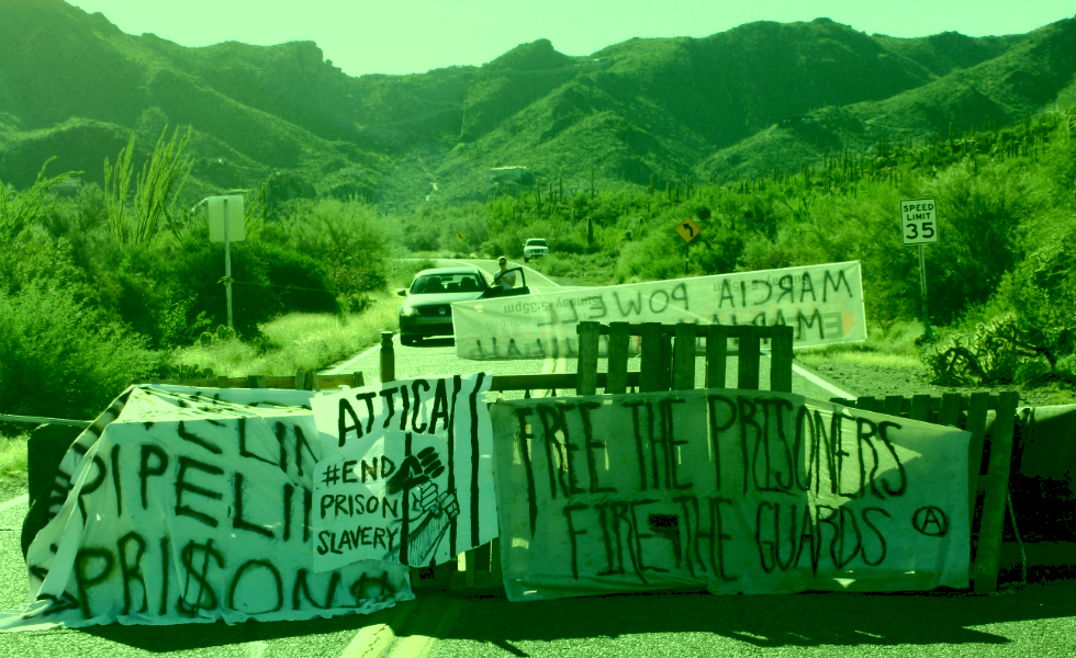 Defend the Strike: Anti-Prison Action and Support After September 9th