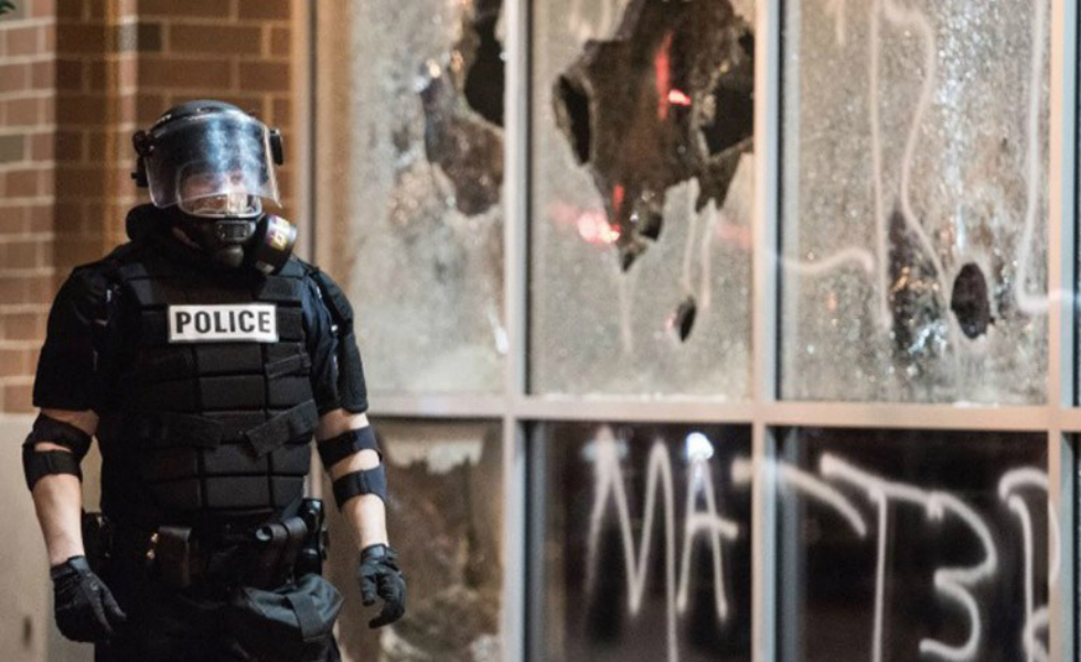 Revolt in the Queen City: Personal Accounts from Day 2 of the #CharlotteUprising