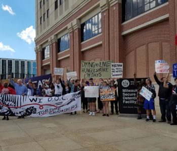 Milwaukee: Prisoner Strike Solidarity Demo Report