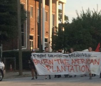 Atlanta: Statement on the Sept 9th Solidarity March