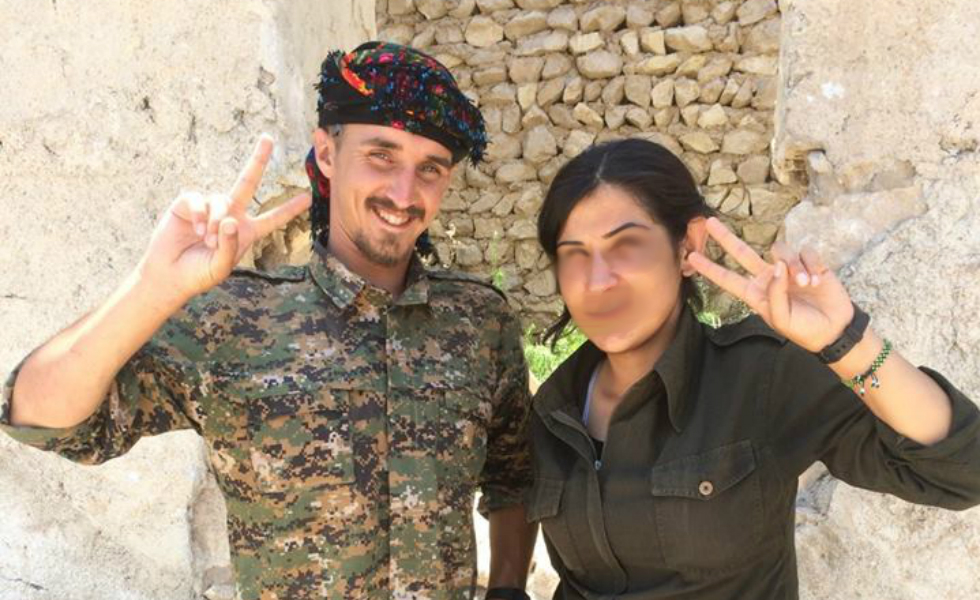American Anarchist Michael Israel Killed by Turkish State While Fighting ISIS