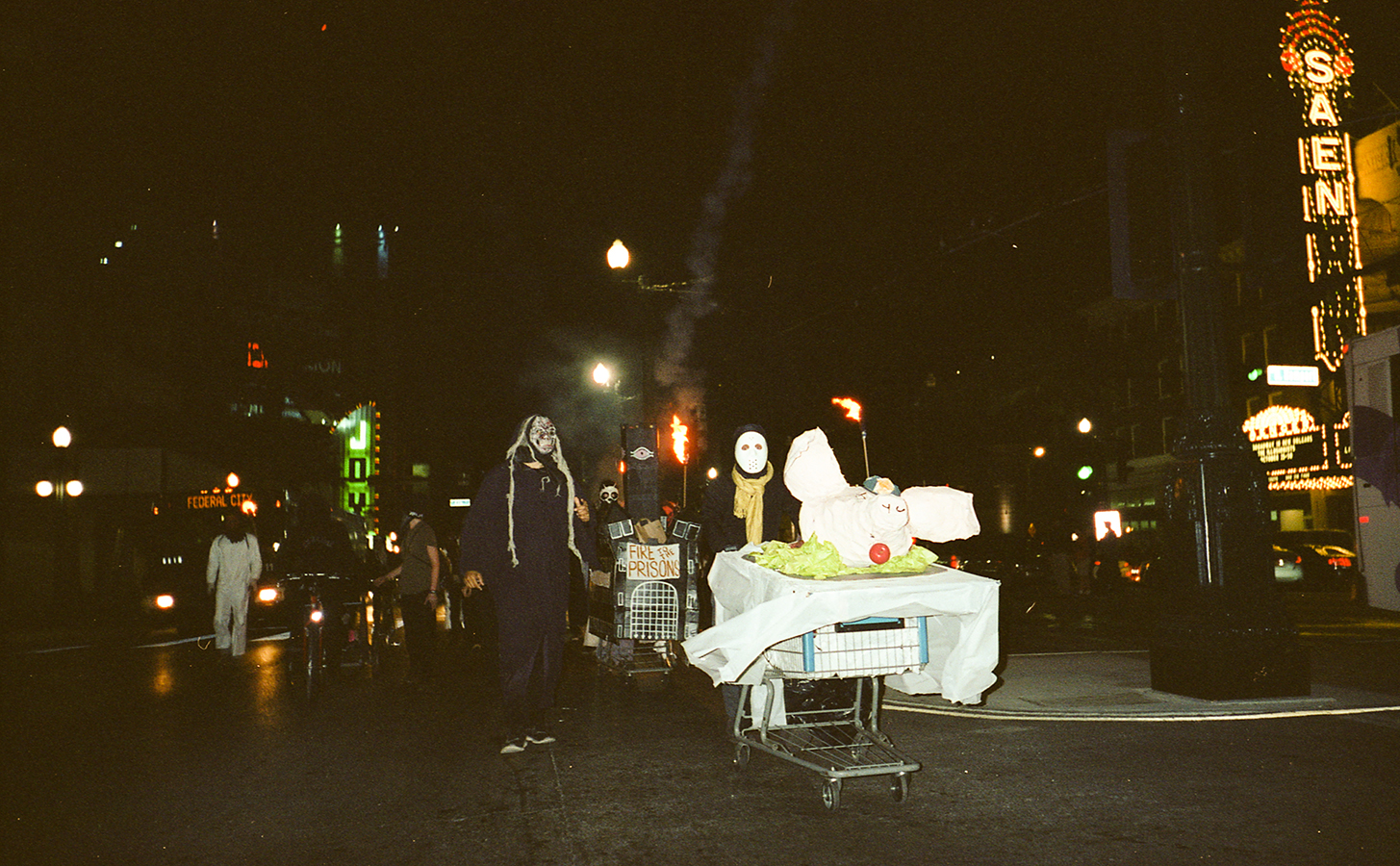 New Orleans Mischief Night Parade Breaks History It S Going Down