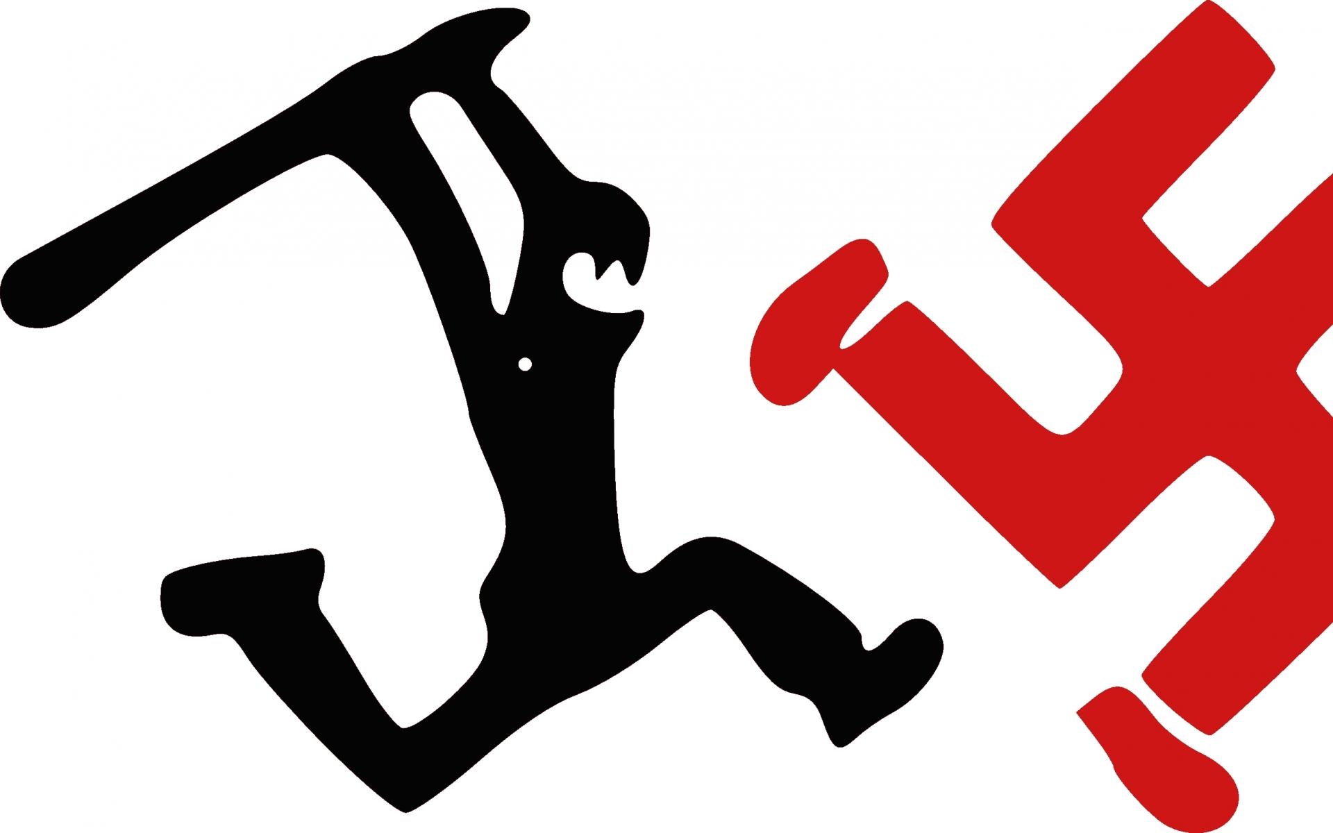 swastika racism antifa - photo #1