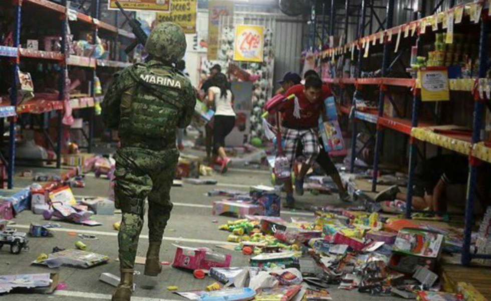 Mexico: #Gasolinazo Uprising Spreads Through Blockades, Looting, and Clashes with Police