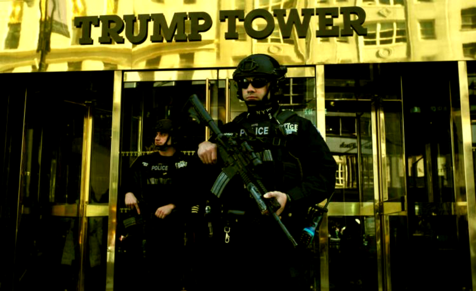 #DisruptJ20 Actions Across the US Against the Trump Regime