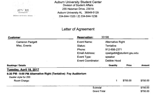 Foy booking exhibit from lawsuit