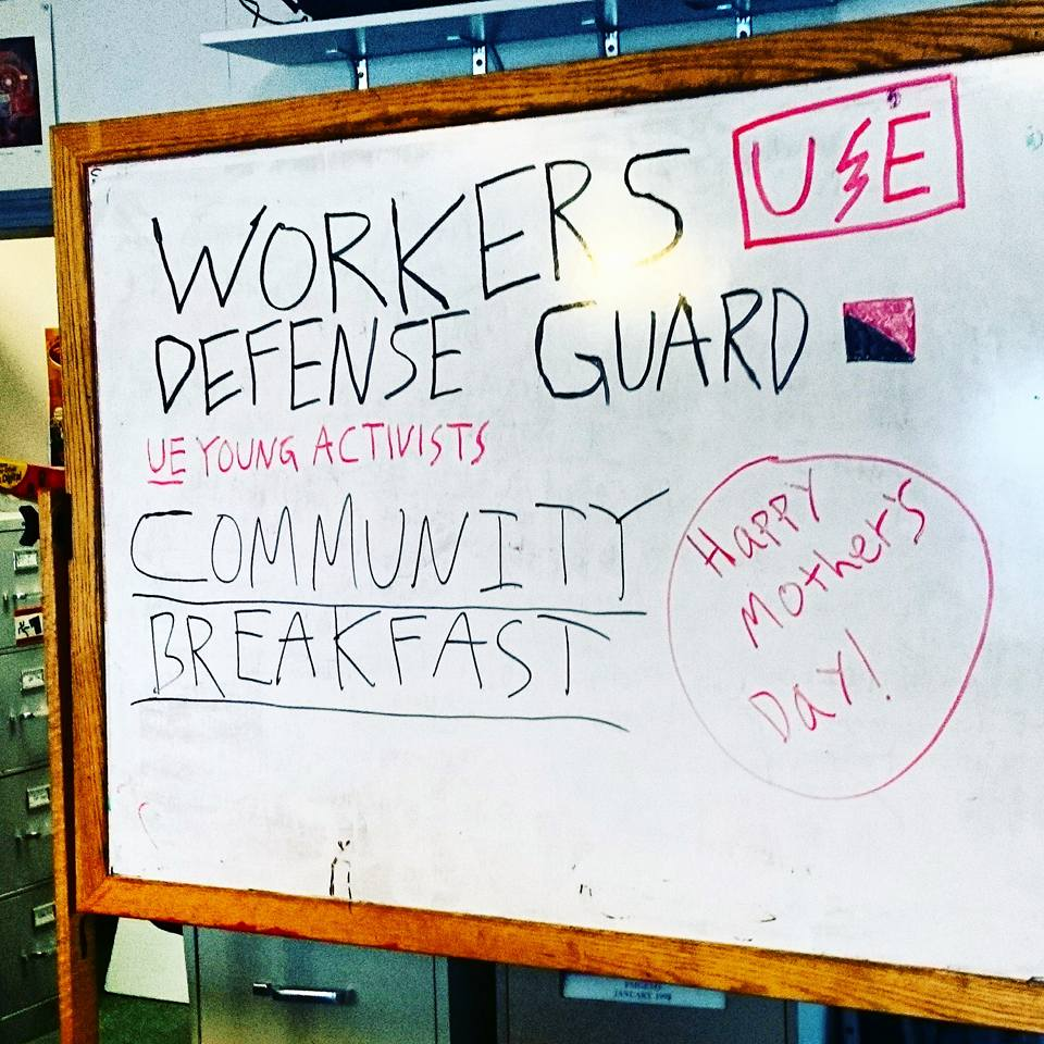 a year of organizing the workers defense guard in vermont it u0027s