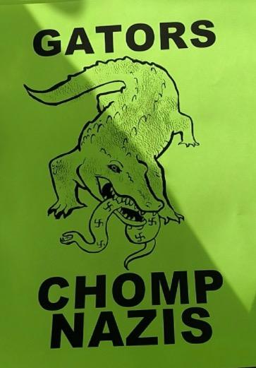 Gators Chomp Nazis