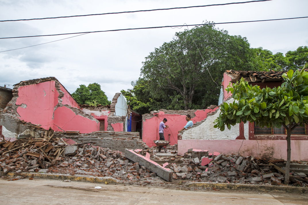 Shock Doctrine Implemented in Oaxaca After Earthquake - It ...