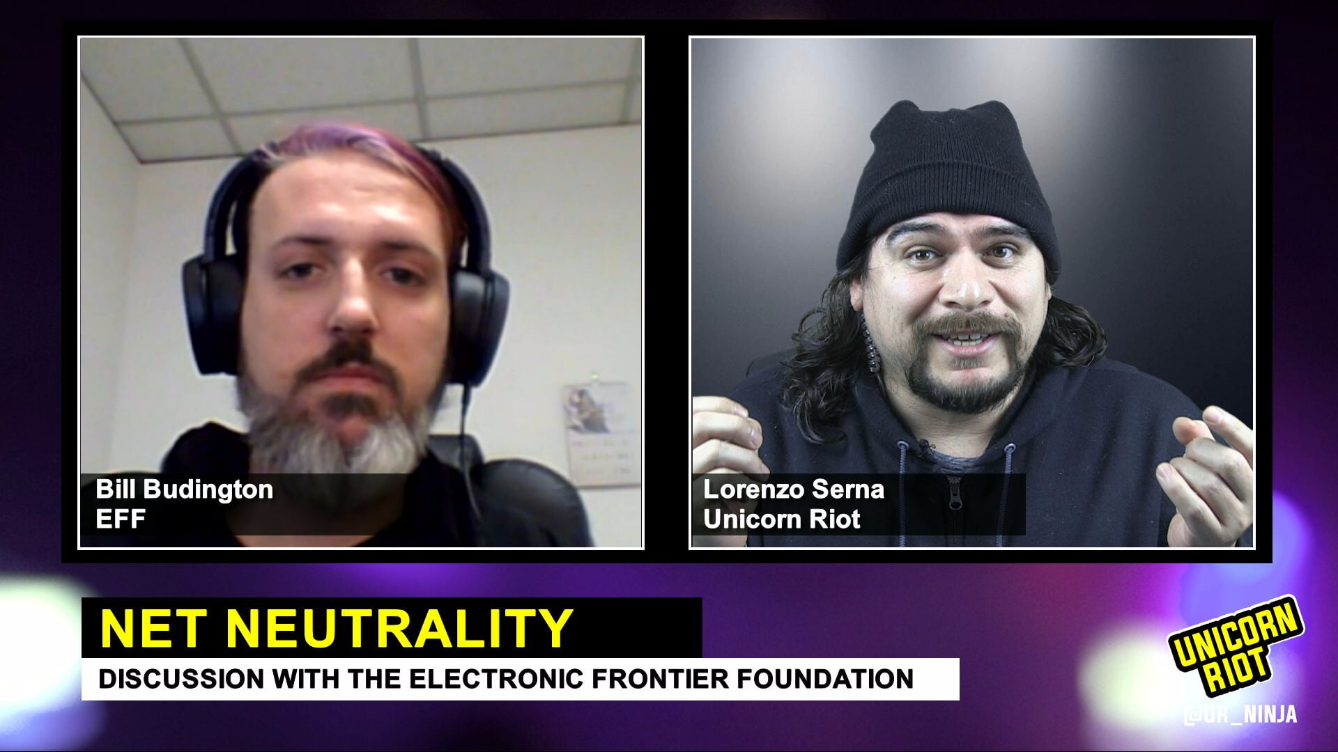 Fcc repeals net neutrality interview w the electronic frontier foundation