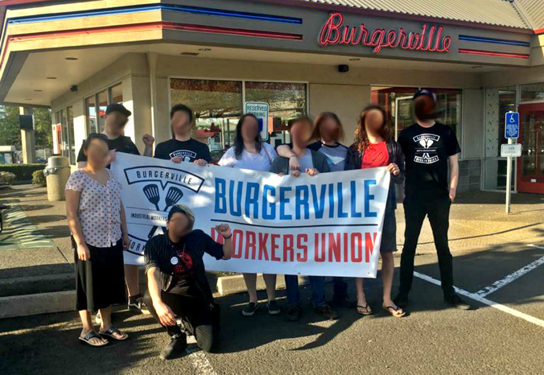 Are Fast Food Workers Unionized
