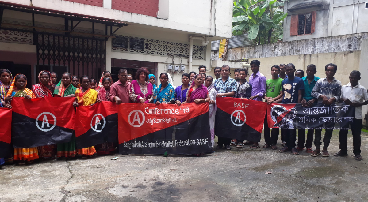 Report from 2018 July National Conference of Bangladesh Anarcho ...