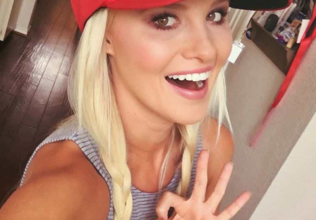 Call In To Cancel Tomi Lahren, Riverside Ca - Its Going Down-6607