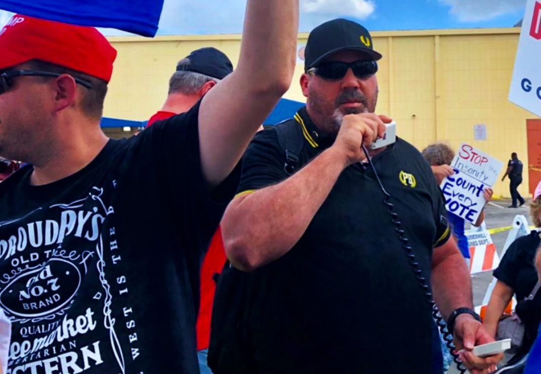 Republican Circles Embracing Proud Boys in Recount Fight