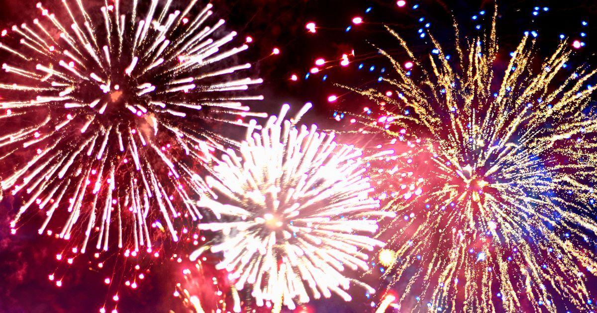 Portland New Years Eve Fireworks