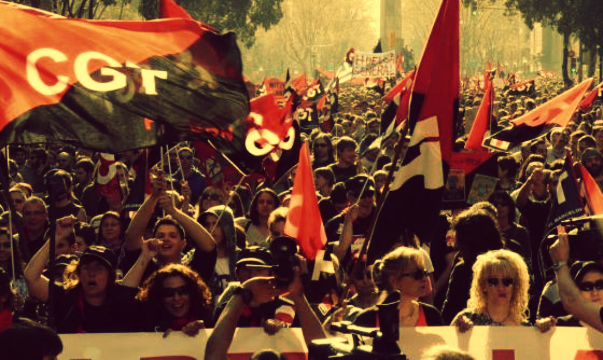 Build the Revolution: Anarcho-Syndicalism in the 21st Century - It's