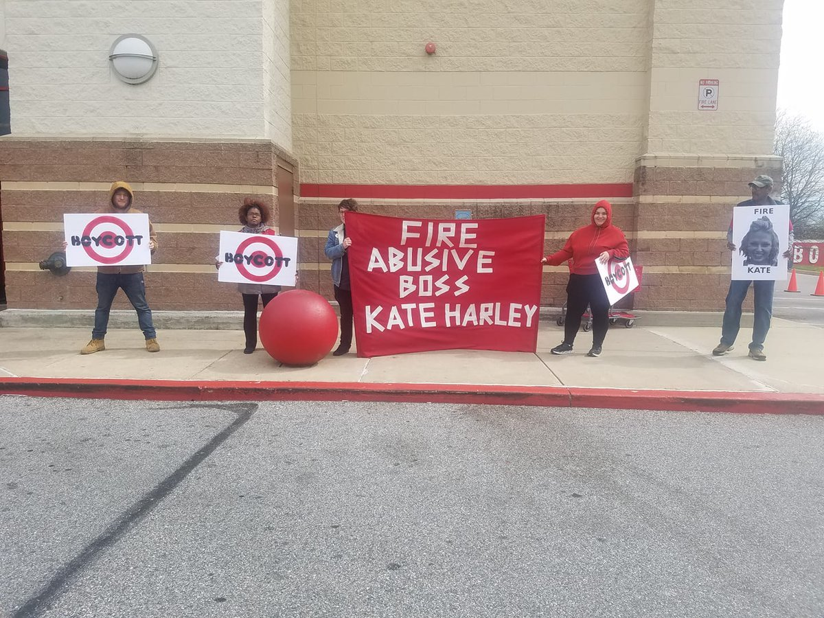Pikesville Target Workers Return to Work After Two Day