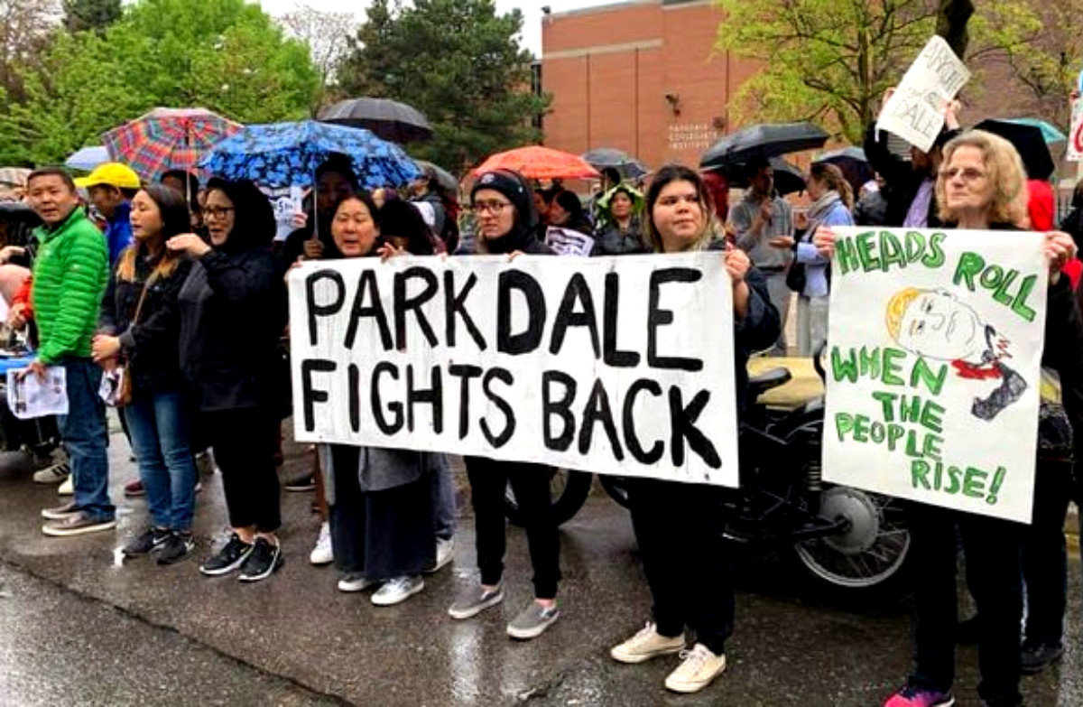 Parkdale Organize, Author at It's Going Down
